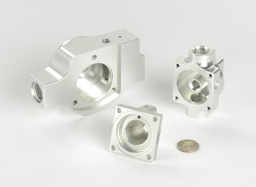 aluminum cnc machined parts