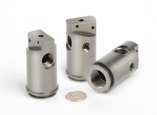 custom machined aluminum parts