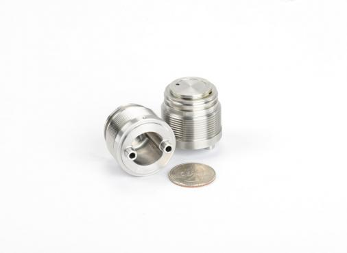 Machined Emissions Control Components