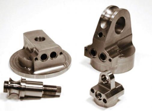 ITAR compliant machined parts
