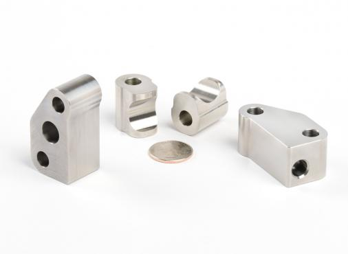 precision machined stainless parts